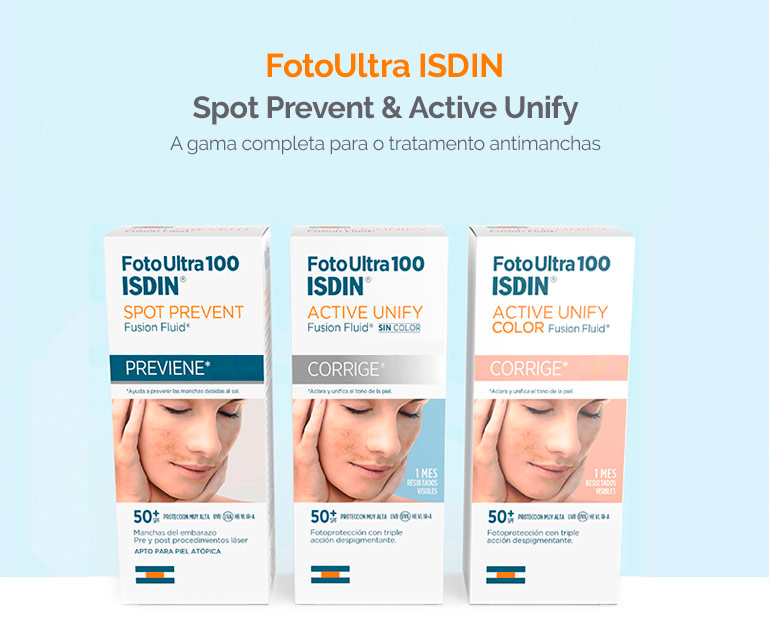 FotoUltra ISDIN Spot Prevent  Active Unify