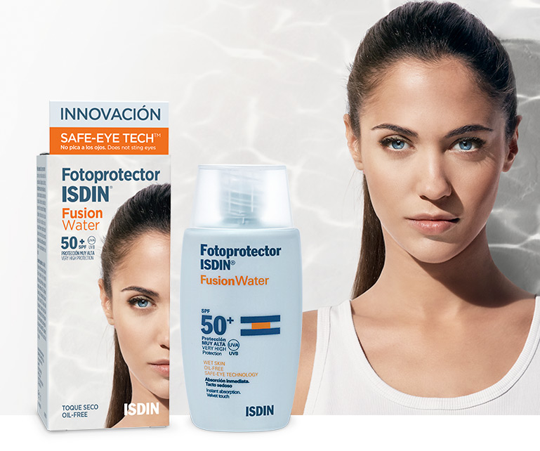 Fotoprotector ISDIN Fusion Water
