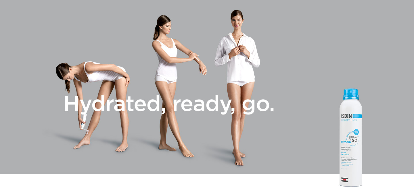 Ureadin: Isdin's solution for hydration, hygiene and body care - ISDIN