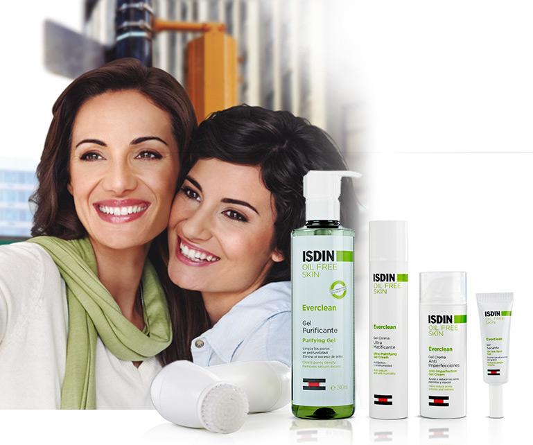 Everclean Oil Free Skin