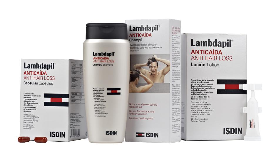 Lambdapil Anticaída primer tratamiento eficaz para la ...