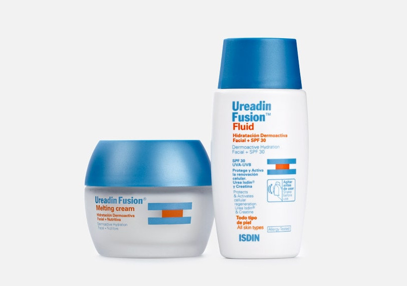 Ureadin Fusion Fluid - Melting Cream