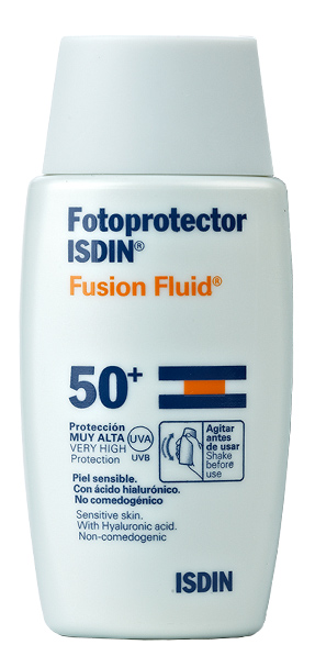 Fotoprotector ISDIN Fusion Fluid