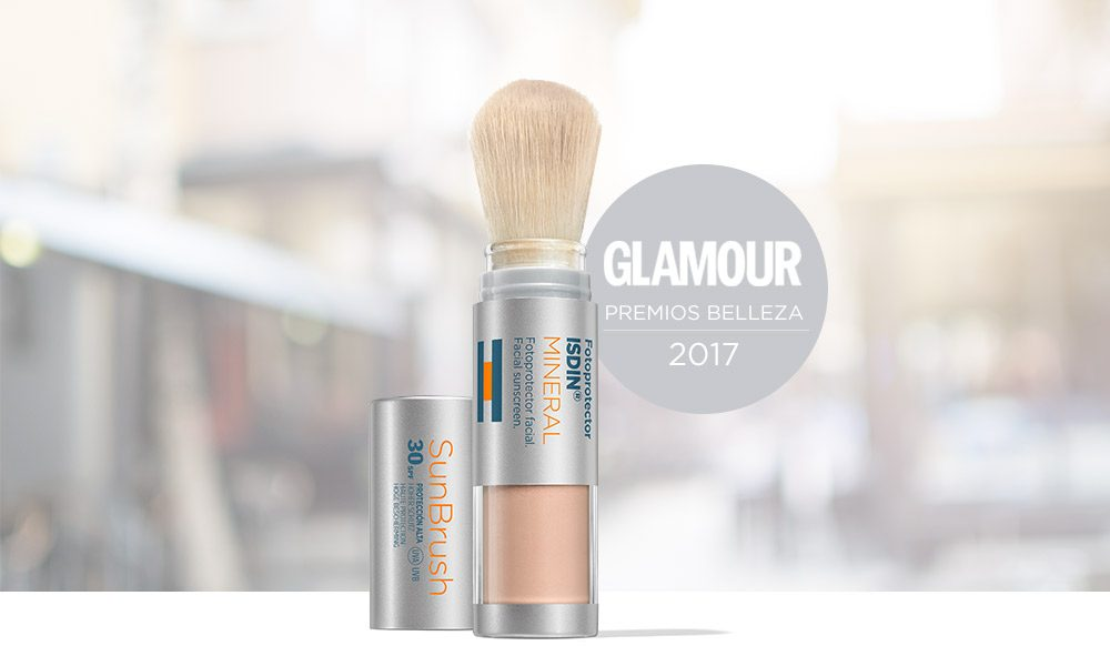 Premio Glamour Belleza SunBrush Mineral ISDIN
