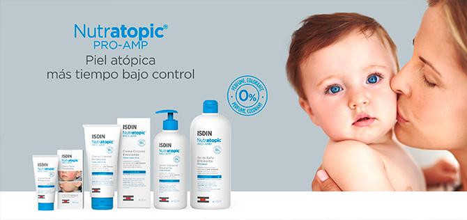 cremas para el eczema en bebés
