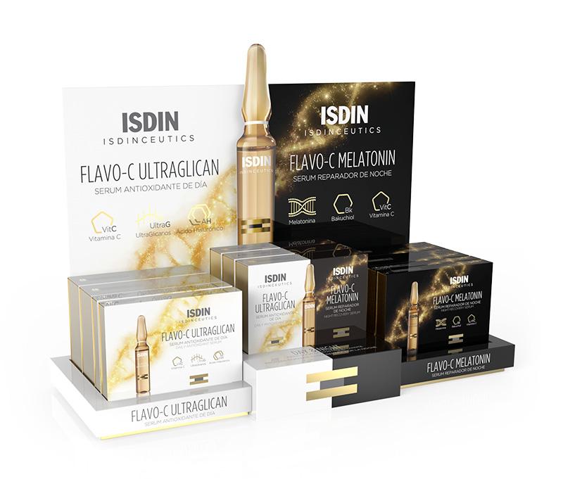 Isdinceutics Flavo-C Ultraglican Flavo-C Melatonin