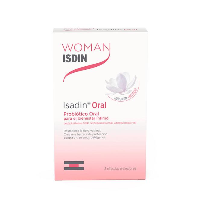 probioticos Isadin Oral Isdin