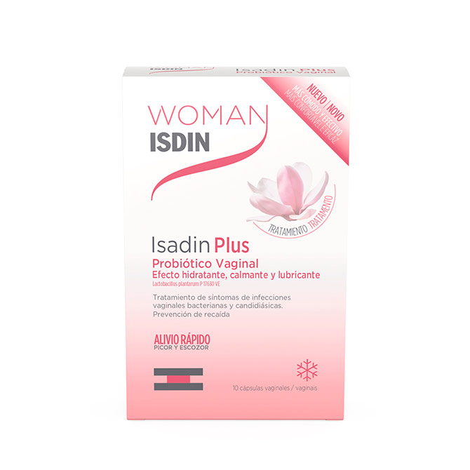 probioticos Isadin Plus Isdin