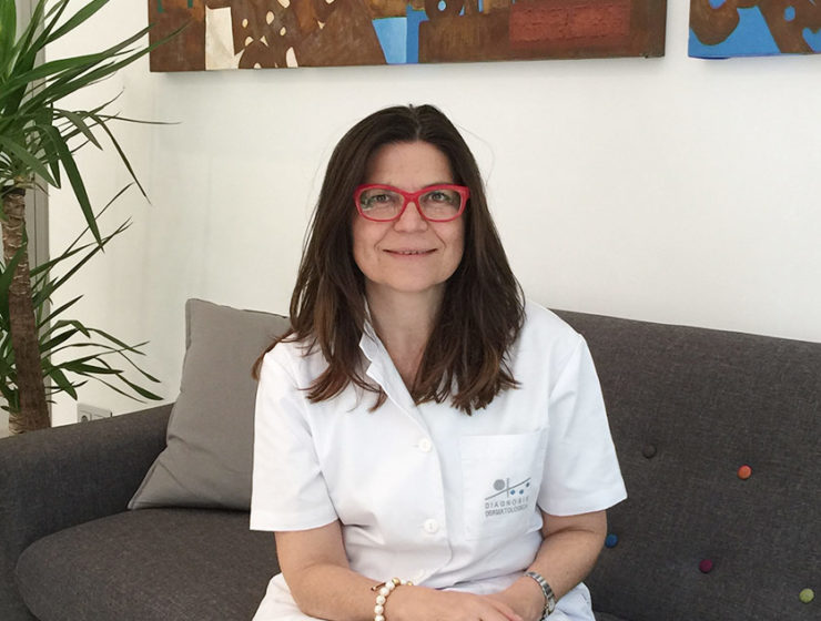 Susana Puig detección melanoma