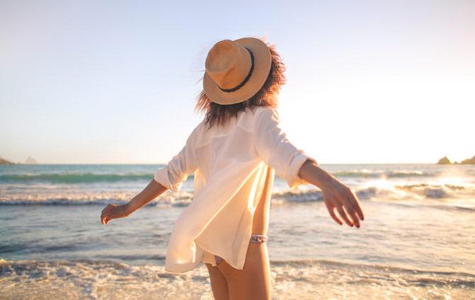 acne en la espalda ropa comoda