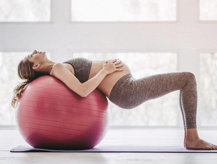 ejercicios en el embarazo cuidar suelo pelvico