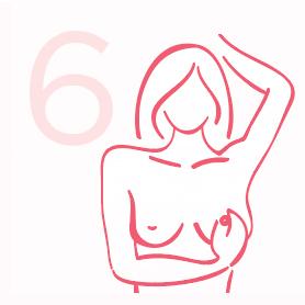 cáncer de mama autoexploración 6