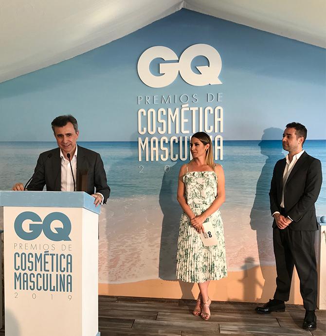 Premio Cosmética GQ al mejor producto solar