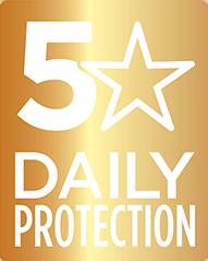 Premio Cosmética GQ al mejor producto solar 5 star daily protection
