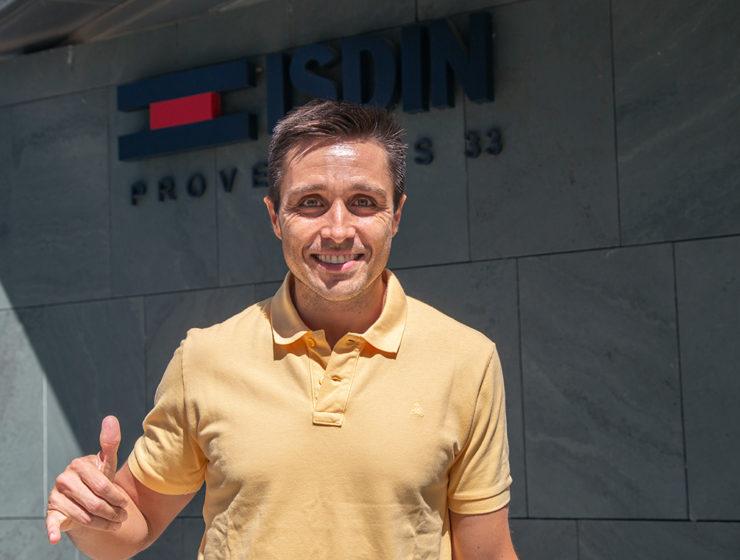 Entrevista a Fernando Belasteguín - ISDIN