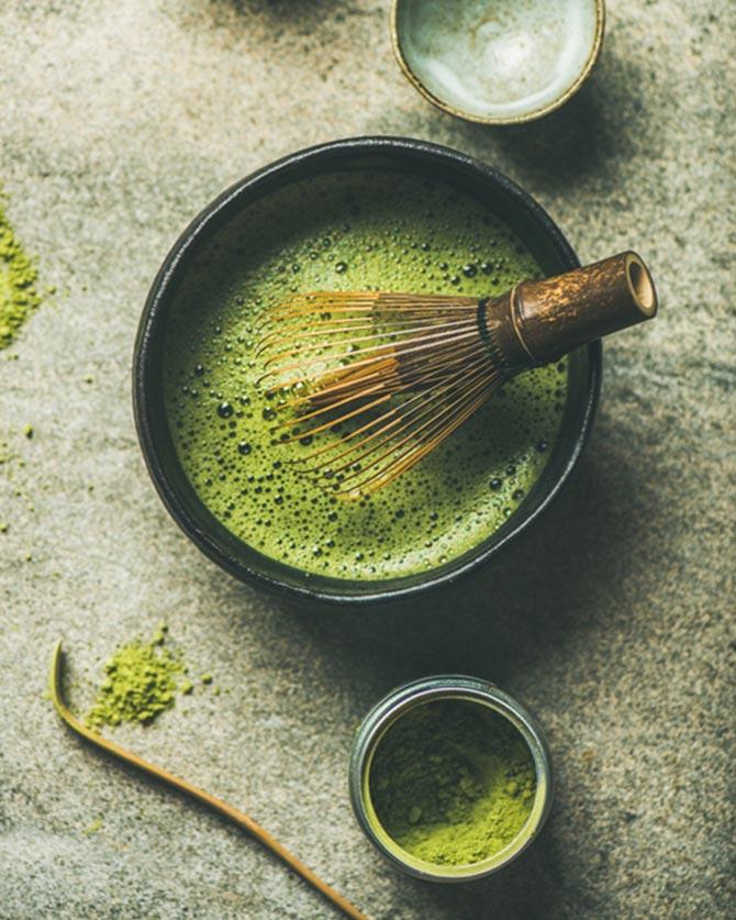 El té verde reduce la inflamación y evita el enrojecimiento