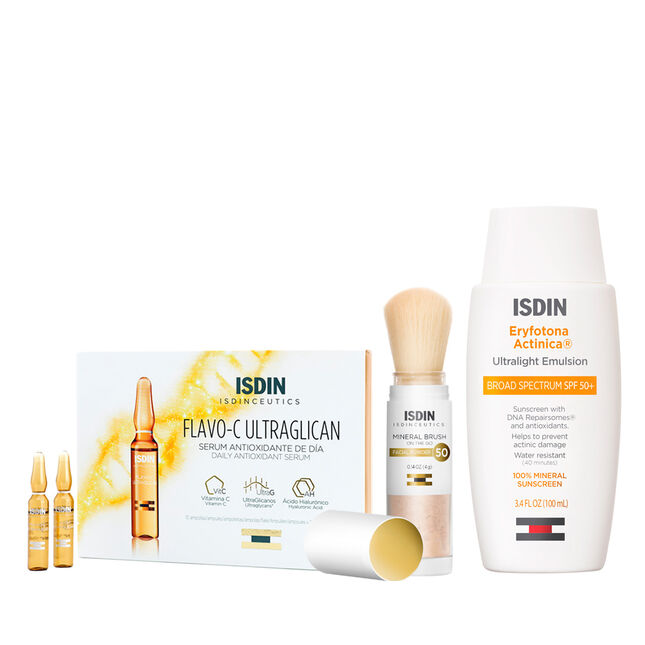 ISDIN Skin Defense set