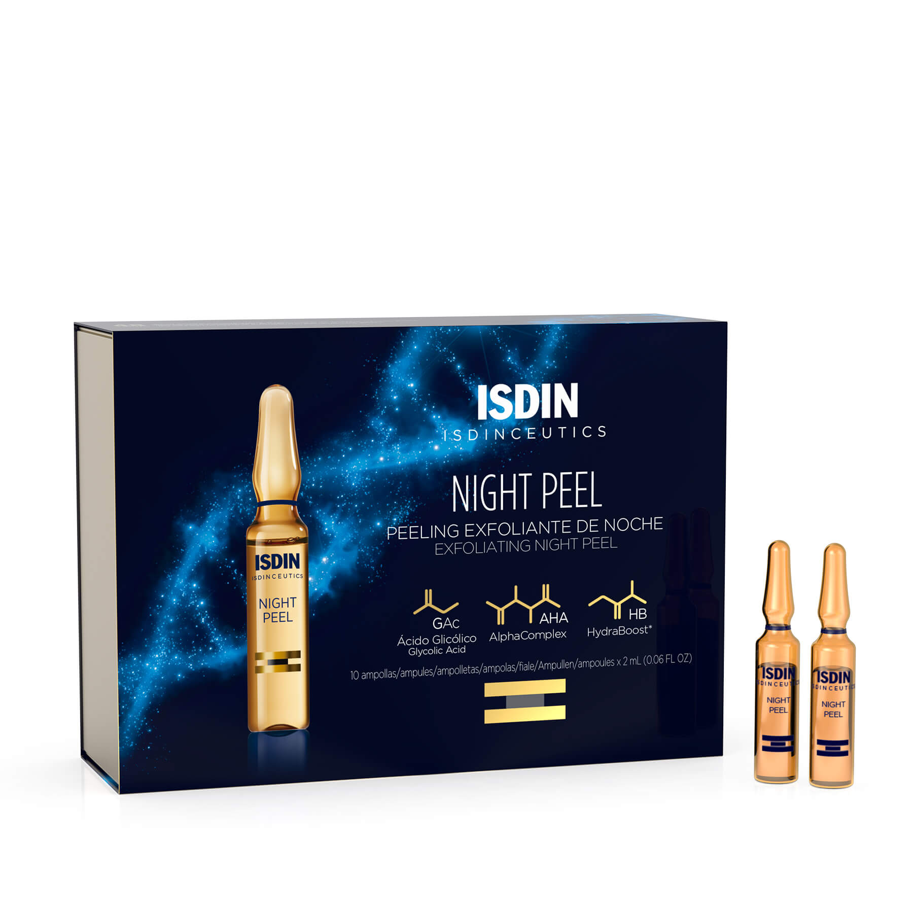 Night Peel 30 ampoules