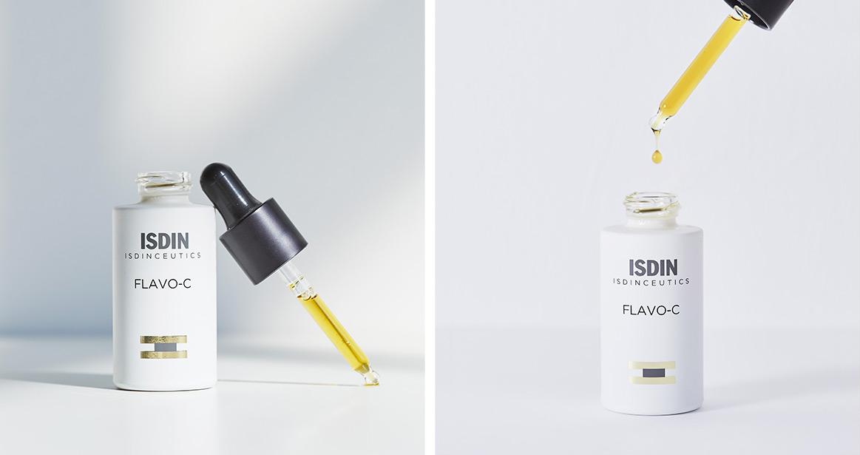 Isdinceutics Flavo-C Serum ingredients