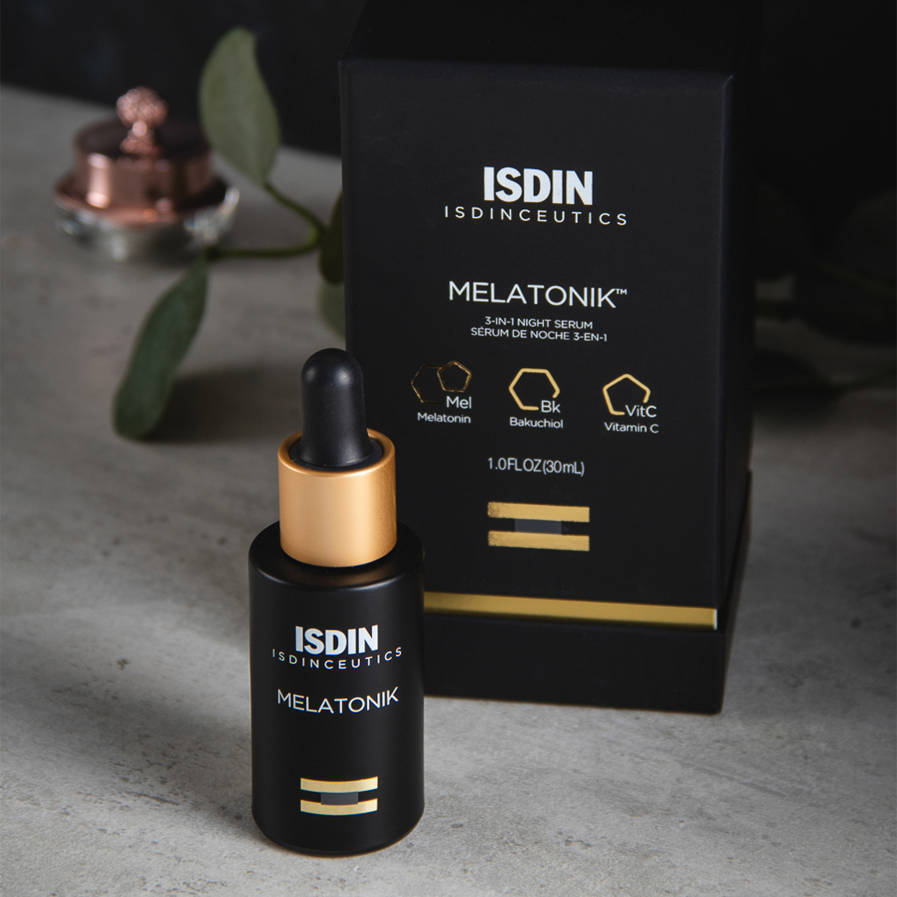 Night serum melatonin image number 5