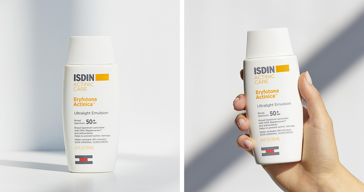 ISDIN Eryfotona sunscreen ingredients