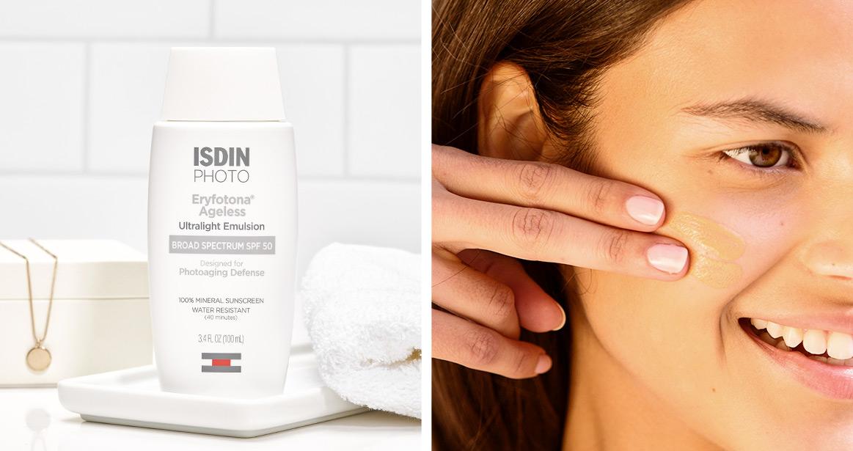ISDIN Eryfotona sunscreen ingredients