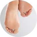 Trockene & empfindliche Füße