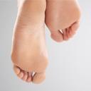 Hidratação dos pés