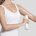 Hidratação em spray