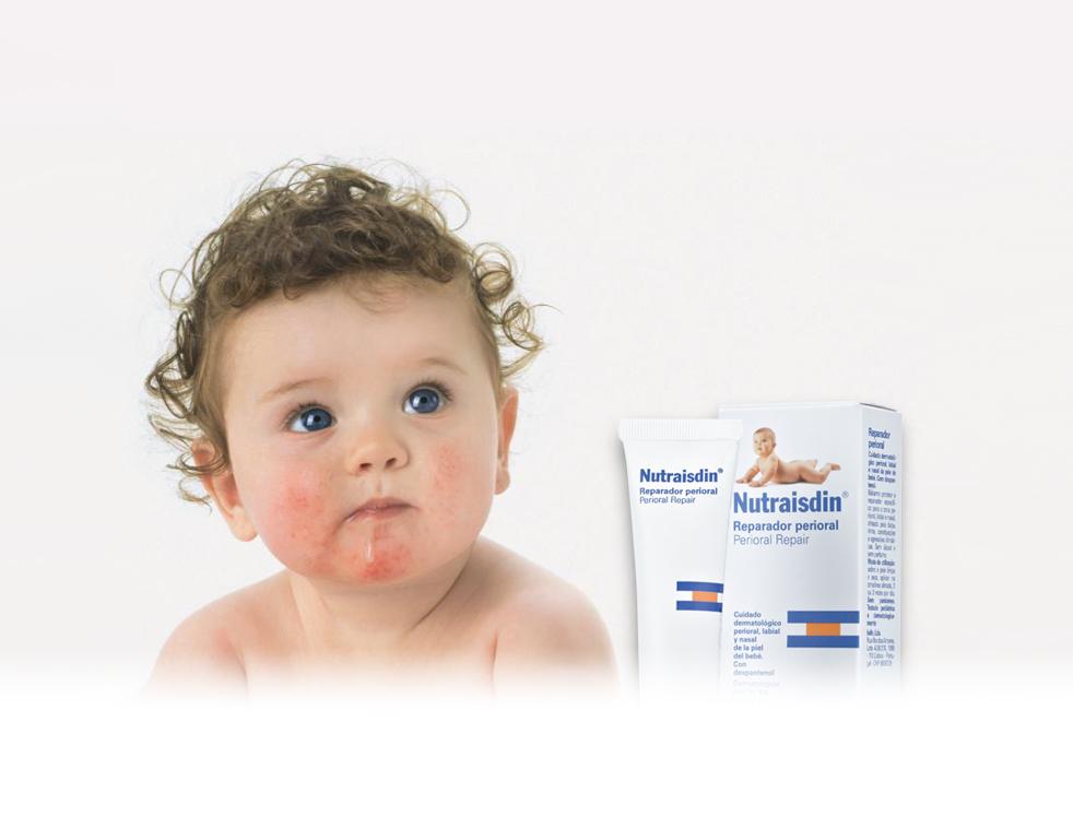 El menú para 8 bebés de un mes con atopicheskim por la dermatitis