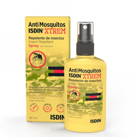 AntiMosquitos ISDIN XTREM