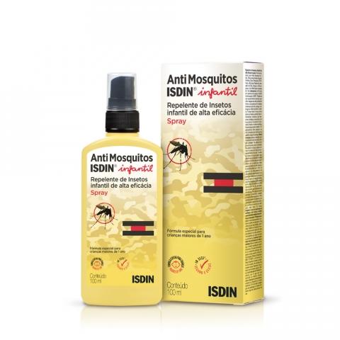 AntiMosquitos ISDIN Infantil