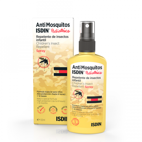 AntiMosquitos ISDIN Pediatrics