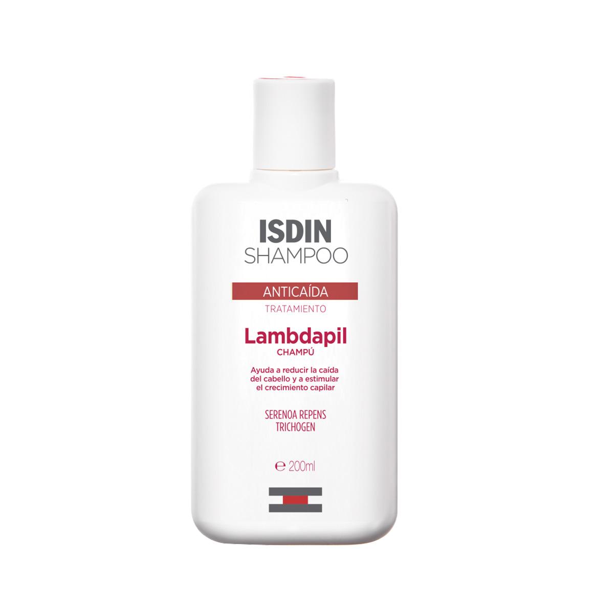 ISDIN Shampoo Lambdapil
