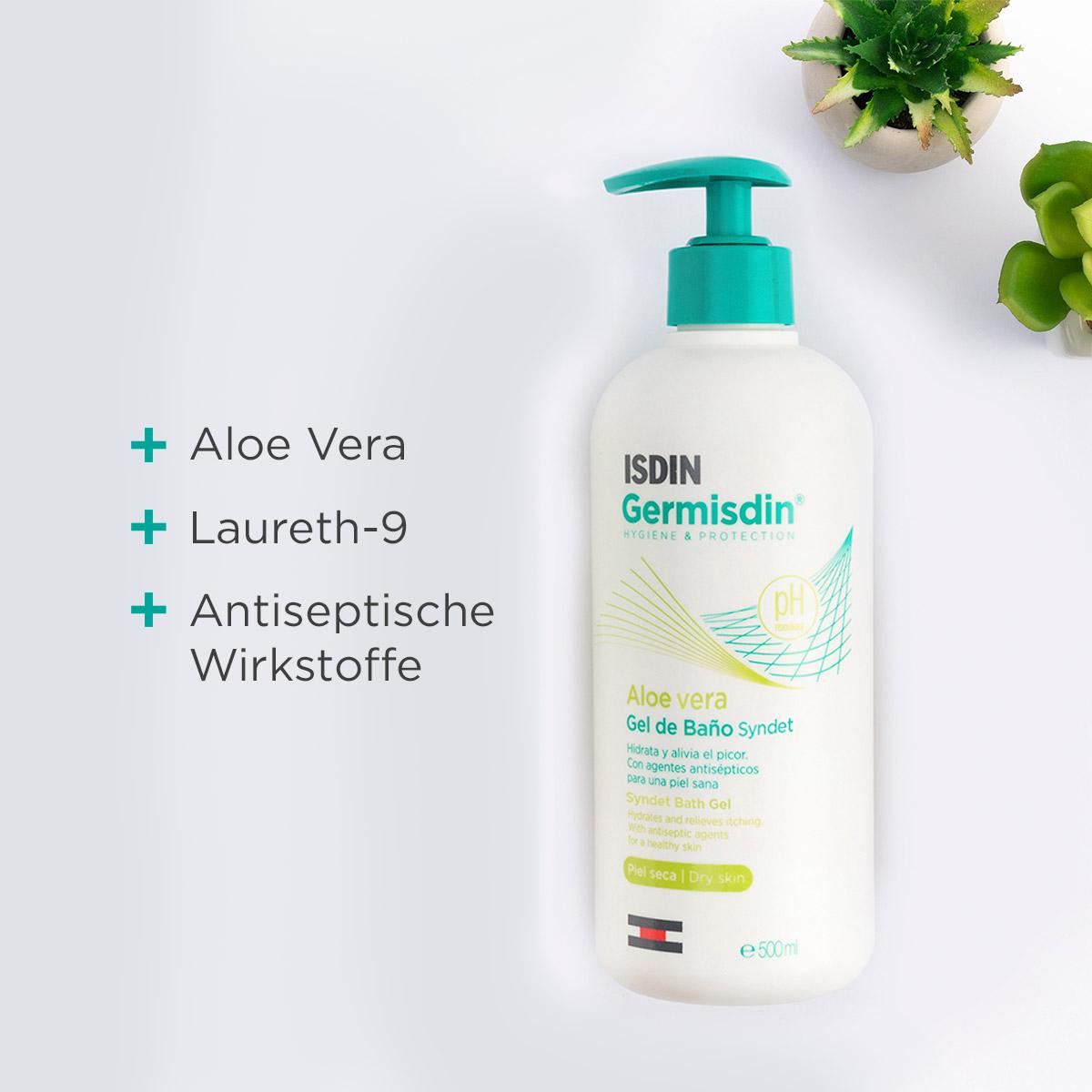 Germisdin® Aloe Vera