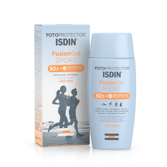 Fotoprotector Isdin Fusion Water Color Spf 50 Isdin Com