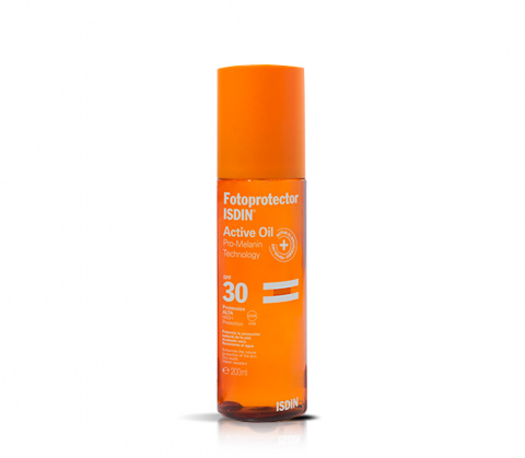 FOTOP Active Oil SPF 30