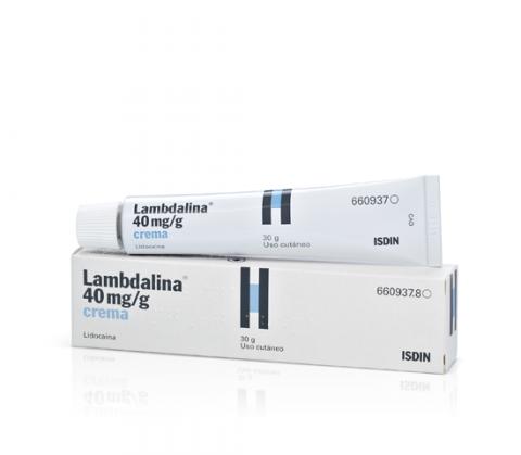 Lambdalina Lambdalina 40 mg/g Crema | isdin.com