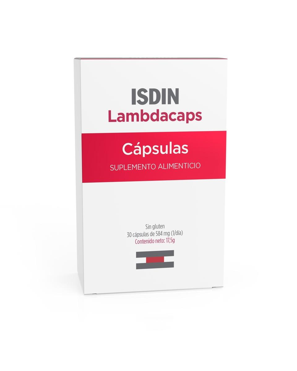 ISDIN Lambdacaps Cápsulas